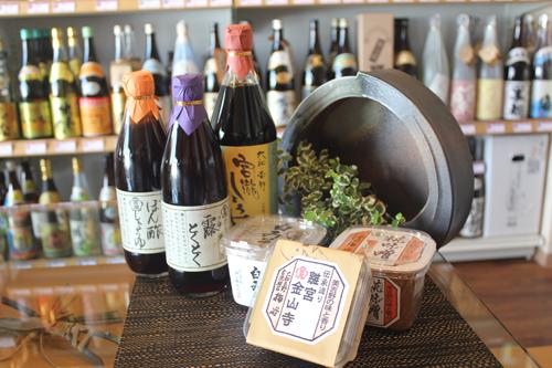 梅谷味噌醤油(6点セット)