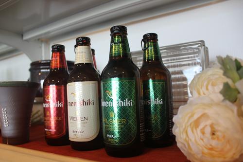 梅錦ビール(ピルスナー・アロマティックエール・ヴァイツェン)6本セット