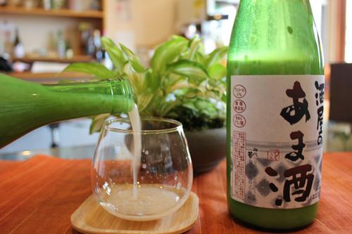みよきく 酒屋のあま酒(喜多酒造)