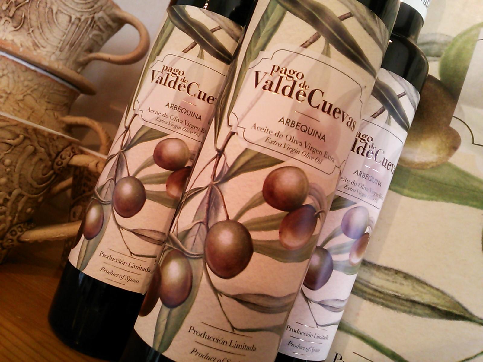 Pago de Valdecuevas Extra Virgin Olive Oil  (パゴ・デ・バルデクエバス エクストラヴァージンオリーブオイル)