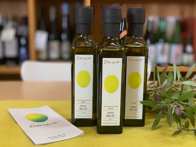 ORIWA LOT32 Lemon Olive Oil  (フレーバードオイル・レモン)
