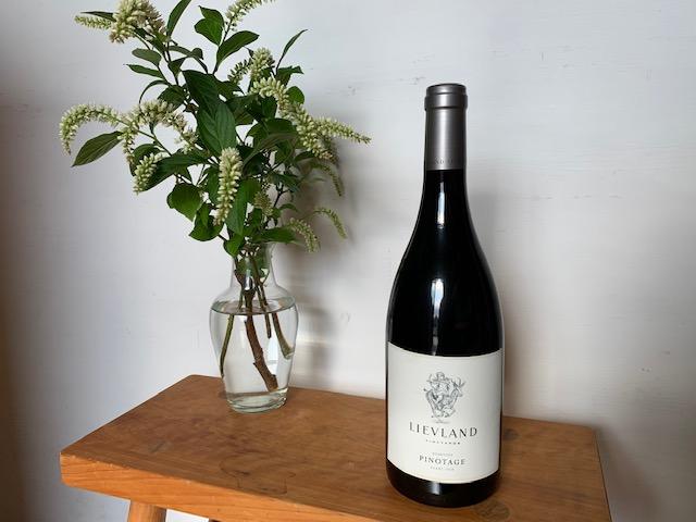Lievland Bush Vine Pinotage